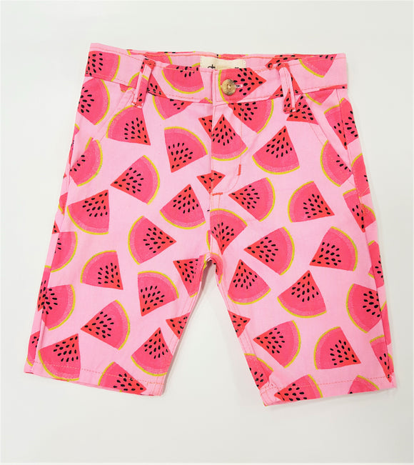 NXT - Watermelon Cotton Short