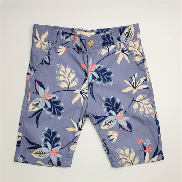 RC - Floral Beach Cotton Short