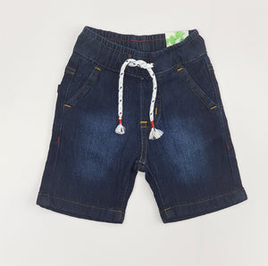 T&T - Soft Denim Blue Short