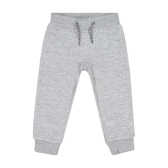 T Indigo - Heather Grey Trouser