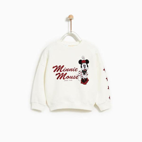 ZR - Minnie Mouse Sweat Shirt