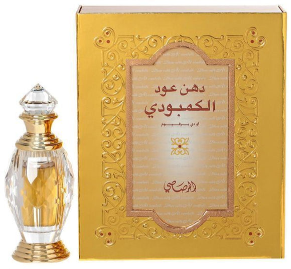 Dhan Oudh Al Combodi by Rasasi for Unisex - Eau de Parfum, 30 ml