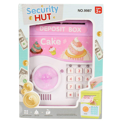 Piggy Bank Atm Vault - Security Hut
