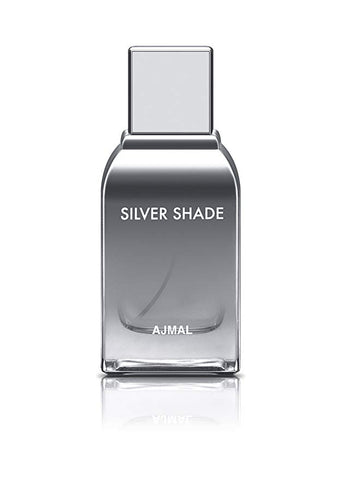 Silver Shade By Ajmal For Men - Eau De Parfume, 100ml