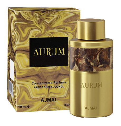 Aurum - Concentrated Perfume Oil, 10 ML