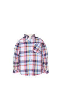 Figo & Co. - Muity Check Shirt