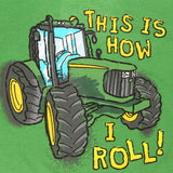JD - How i Roll T-Shirt