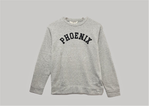 MNG  - Grey Phoenix Sweat Shirt