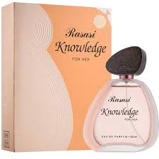 Rasasi Knowledge Men Eau De perfume For Women -100ml