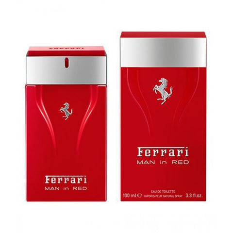 Ferrari Man In Red Eau De Toilette For Men 100ML