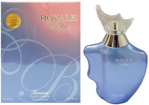 Royale Blue Women By Rasasi - EDP Eua De Parfume, 50ml