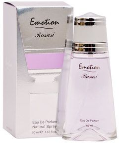 Emotion by Al Rasasi for Women - Eau de Parfume, 50ml