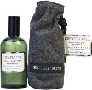 Grey Flannel by Geoffrey Beene for Men - Eau de Toilette , 120ml