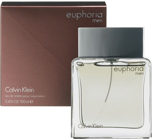 Euphoria by Calvin Klein for Men - Eau de Toilette, 100ml