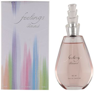 Feelings for Women Eau De Parfum 60ml by Rasasi
