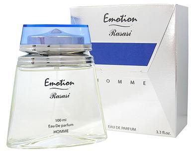 Rasasi Emotion (M) - Perfume For Men - 100 ML