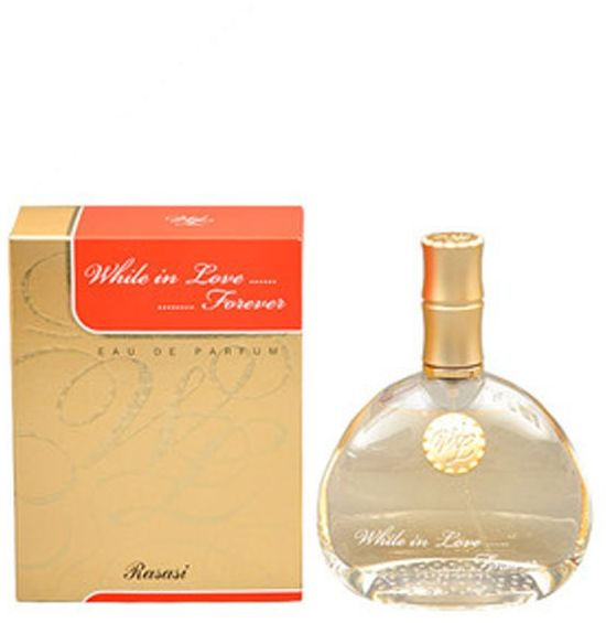 While in Love Forever by Rasasi for Women - Eau de Parfum, 80ml
