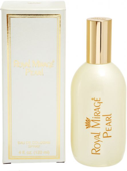 Pearl by Royal Mirage for Women - Eau de Cologne, 120ml