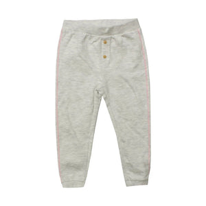 Bclub - Light Grey Pink Strip Trouser