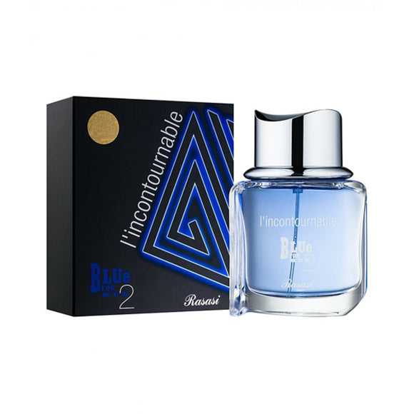 Blue For Men 2 L'Incontournable By Rasasi
