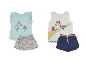 FStyle - Girls 4 Piece Set-3