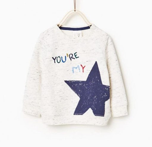 ZR - You're My Star Sweat Shirt