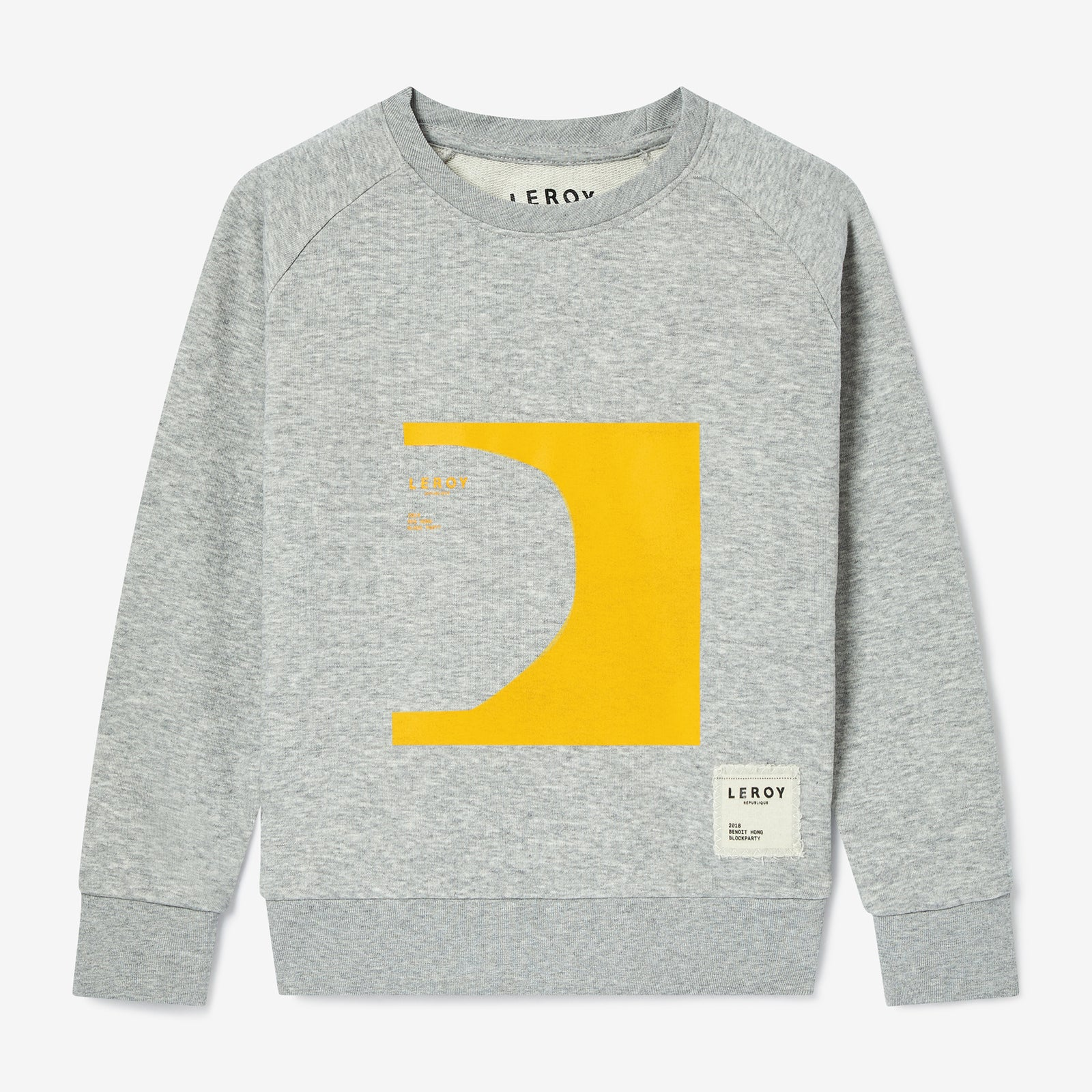 Halfpipe kid crew neck
