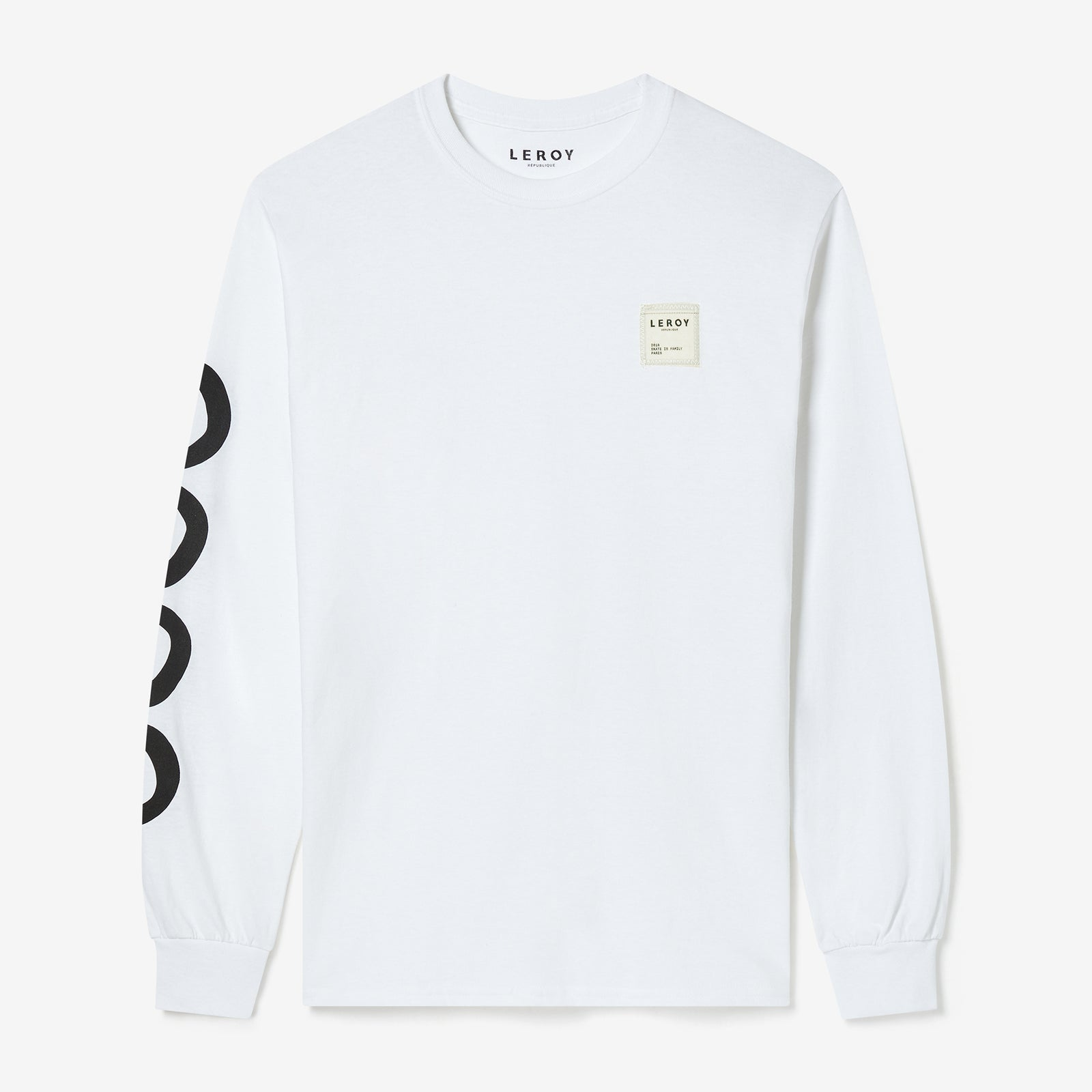 4 wheels long sleeves