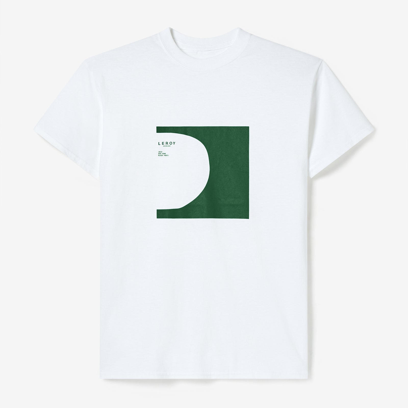Halfpipe green T-shirt