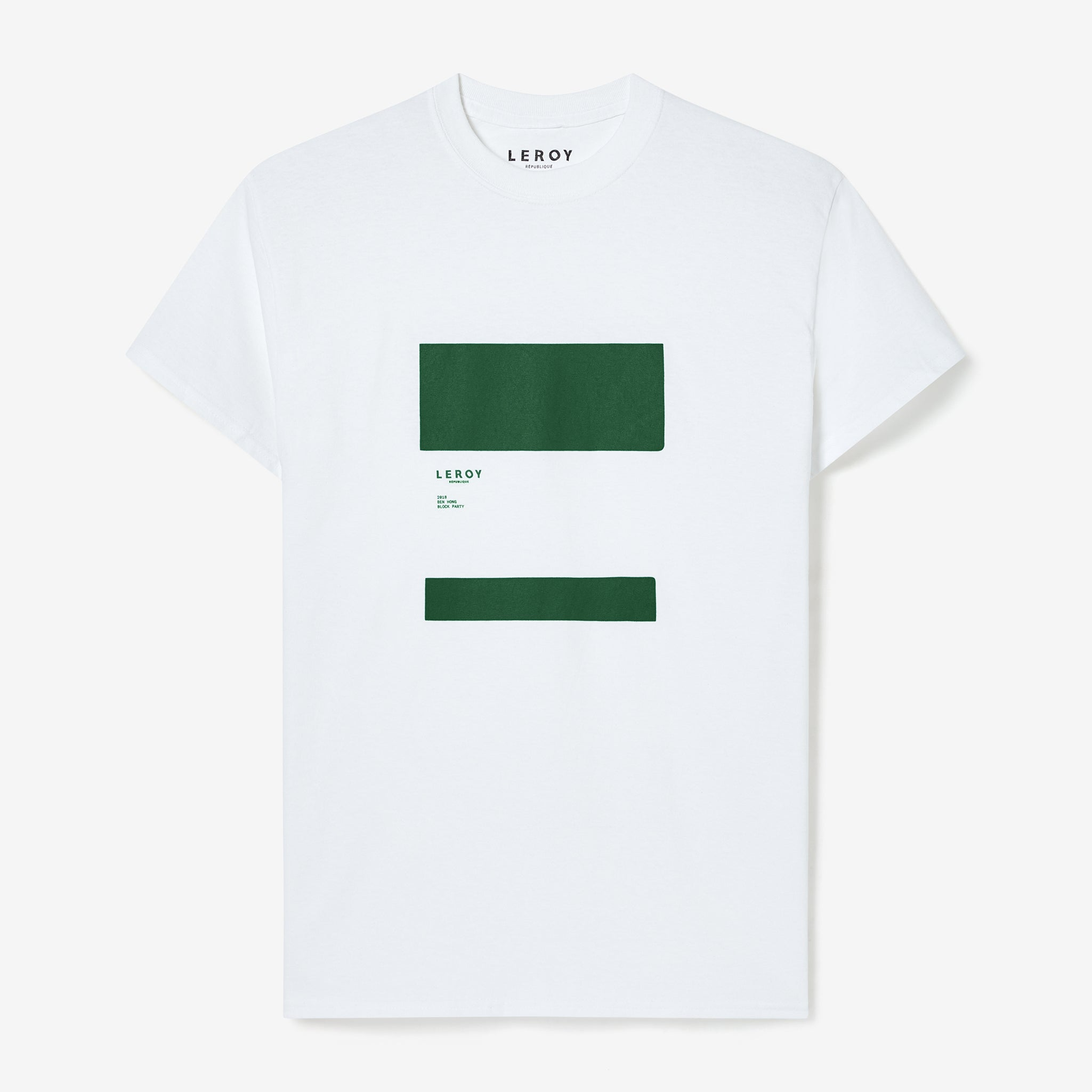Ledge green T-shirt