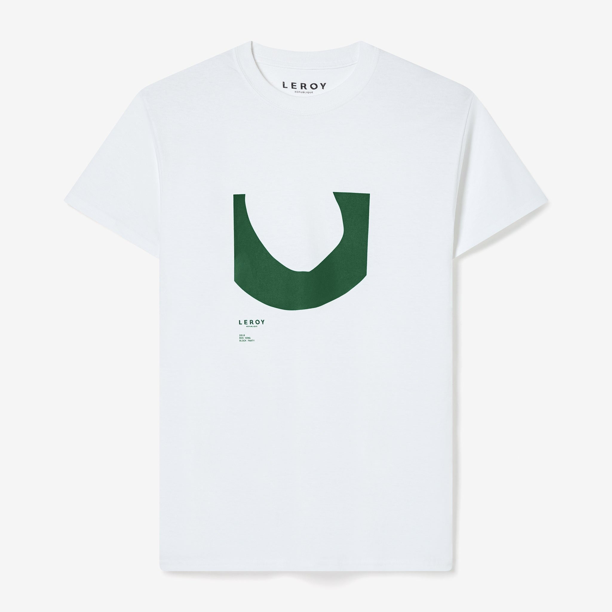 Ditch green T-shirt