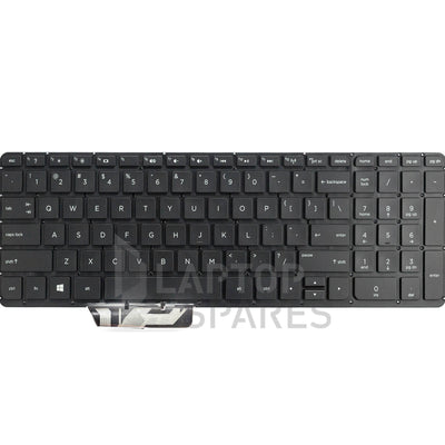 HP Envy TouchSmart 15 J Without Frame Laptop Keyboard