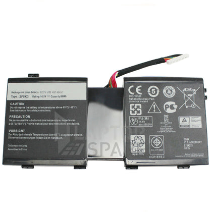 Dell Alienware M17X R5 5200mAh 8 Cell Battery