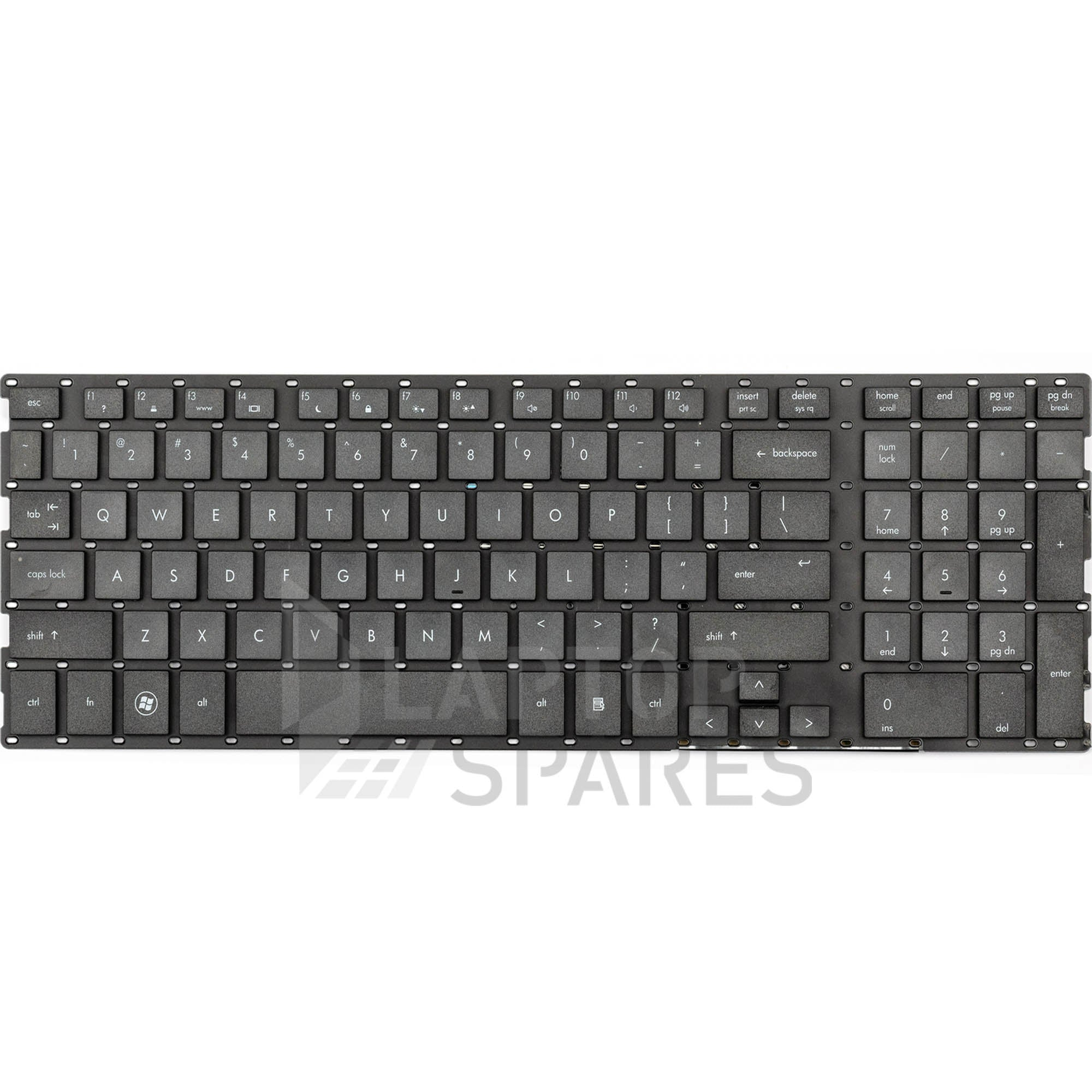 HP ProBook 4510s Without Frame Laptop Keyboard