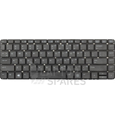 HP ProBook 738687 001 9Z.N9JBV.201 NSK-CP2BV Without Frame Laptop Keyboard