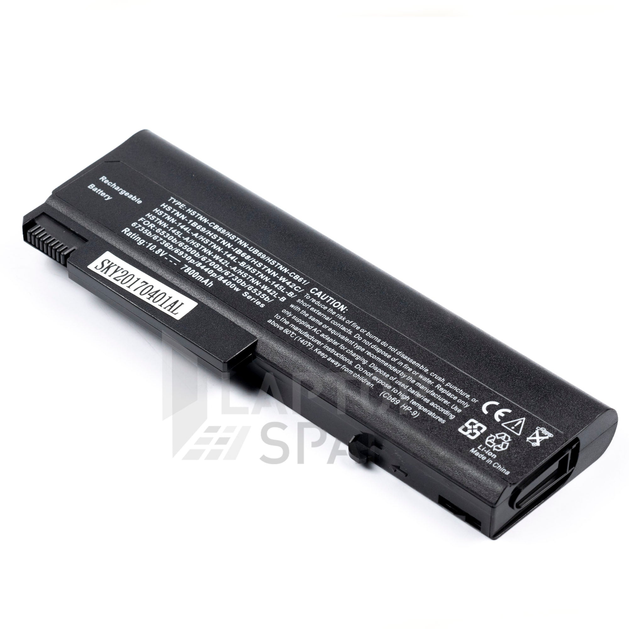 HP ProBook 6440b 6445b 6600mAh 9 Cell Battery