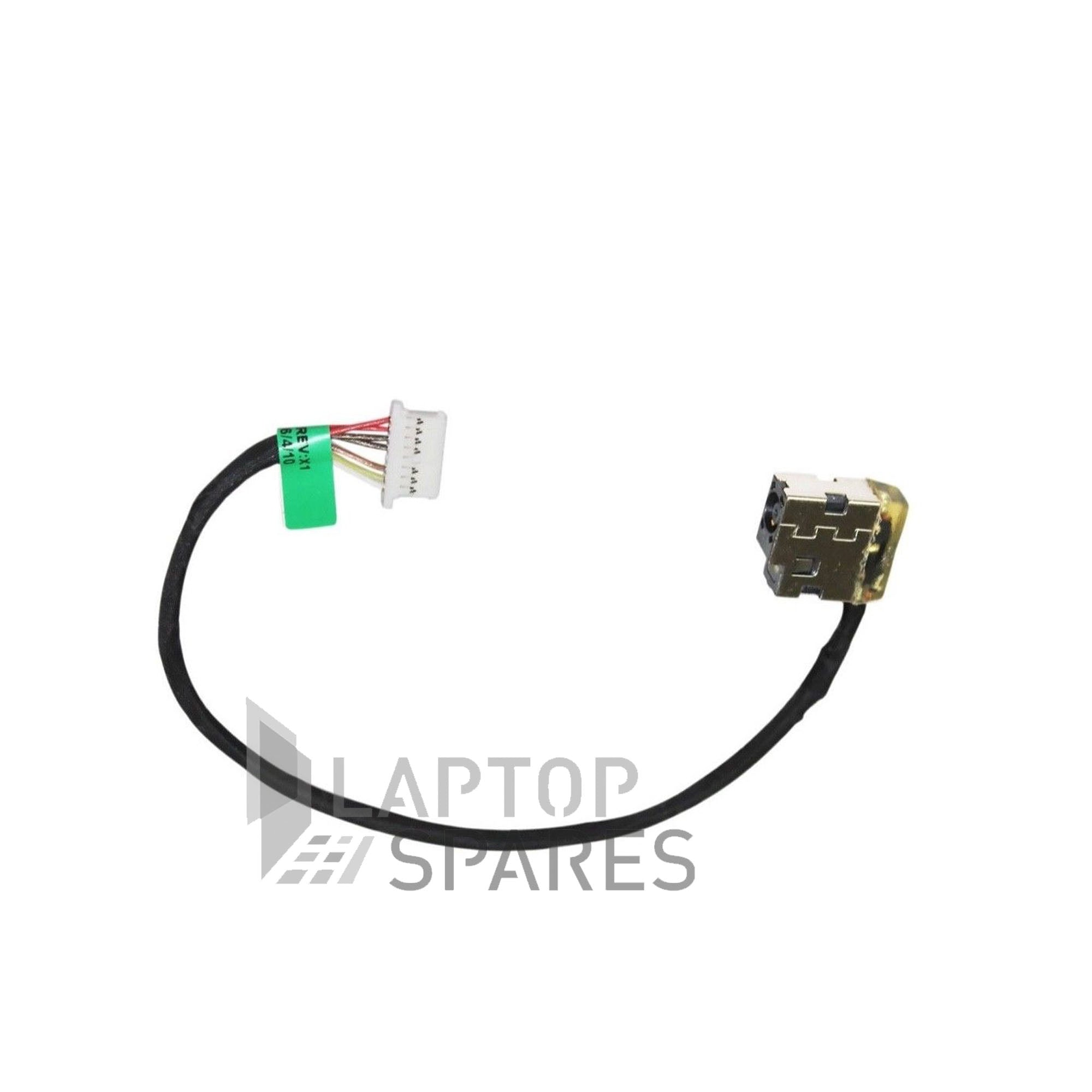HP Pavilion 15-AF 15-BA DC Power Jack with Wire