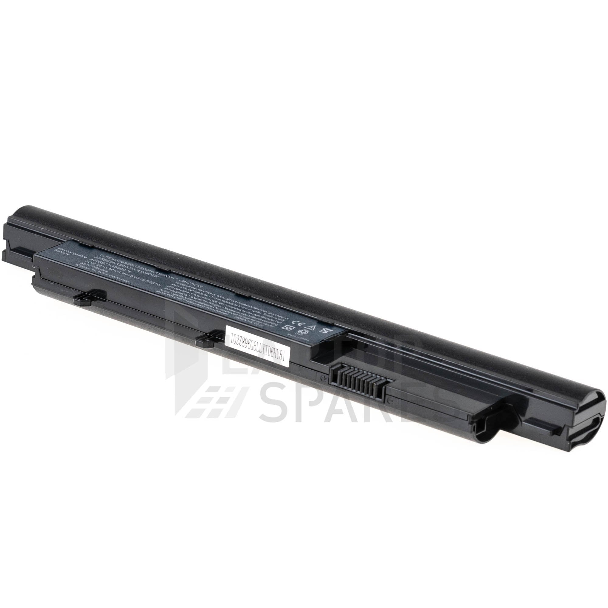 Acer Aspire Timeline 3810TZ 412G25N 413G32MN 4630 4972 4400mAh 6 Cell Battery