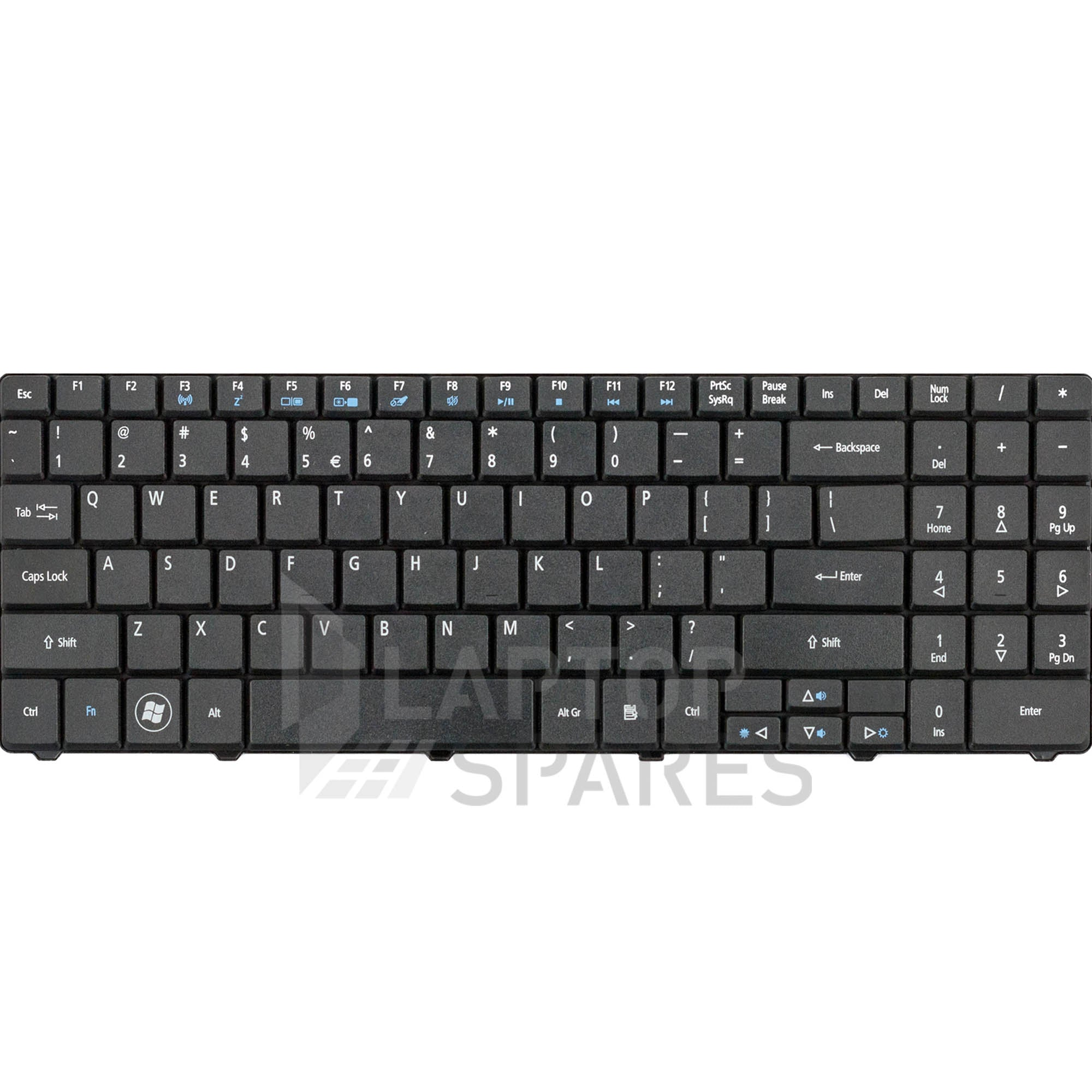 Acer eMachines G443 G640 G640G Laptop Keyboard