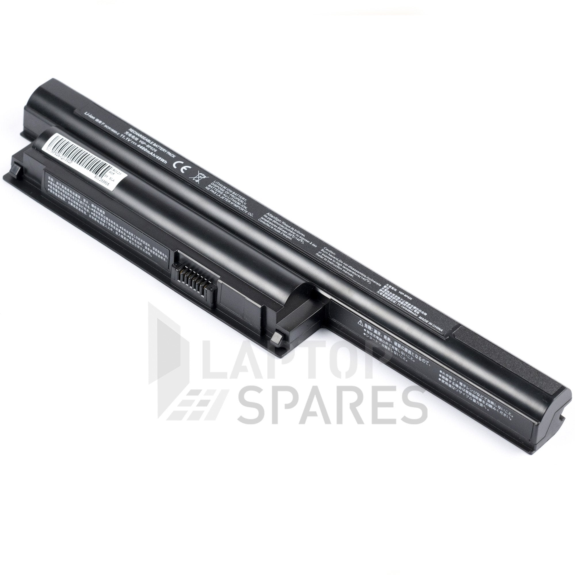 Sony Vaio VPC EH38FJ/B EH38FJ/P 4400mAh 6 Cell Battery