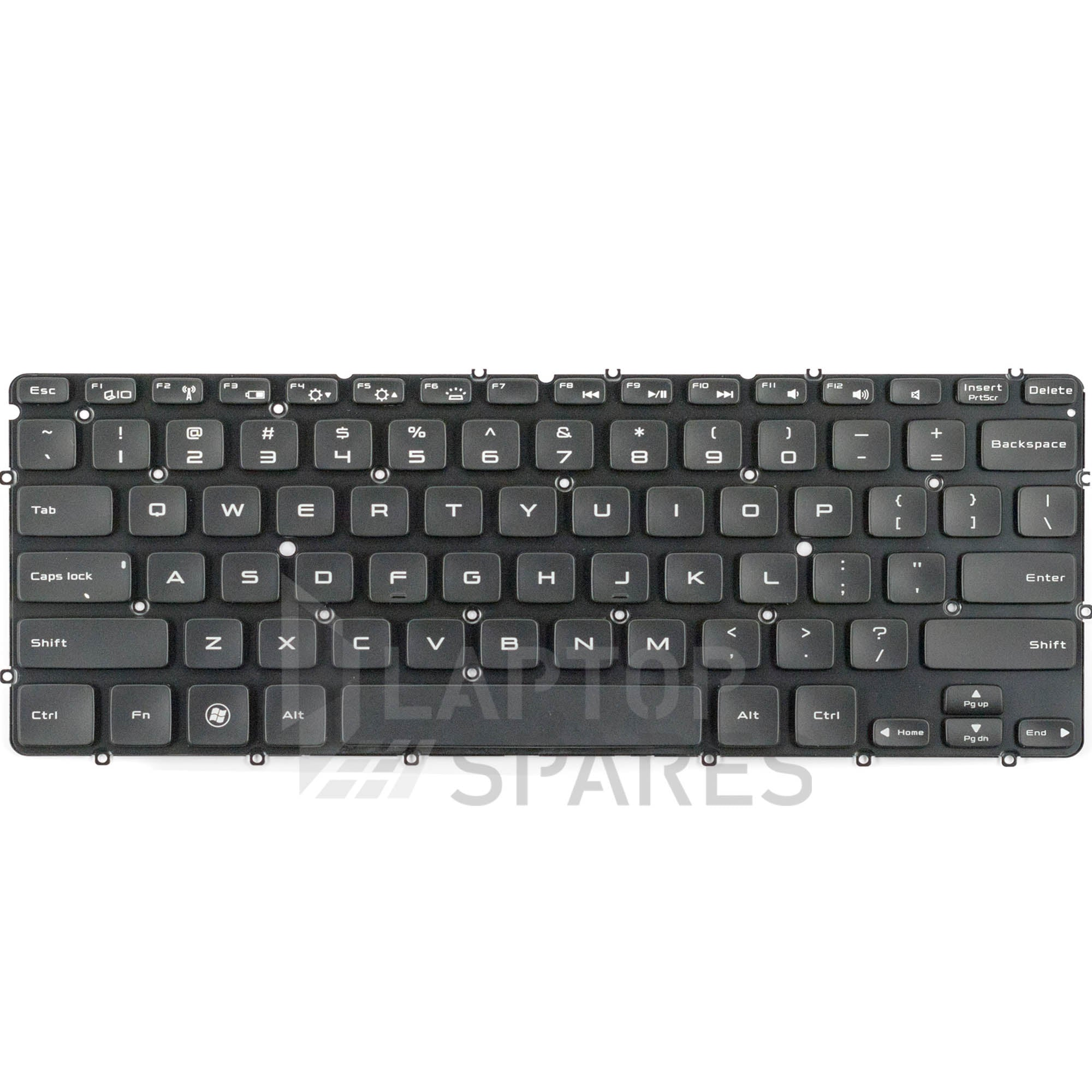 Dell XPS-12 XPS-13 9Q33 Laptop Keyboard