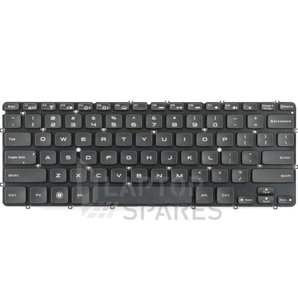 Dell XPS 13D Laptop Keyboard