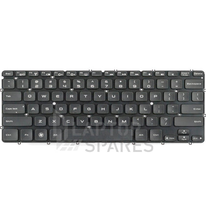 Dell XPS 12 Convertible Laptop Keyboard