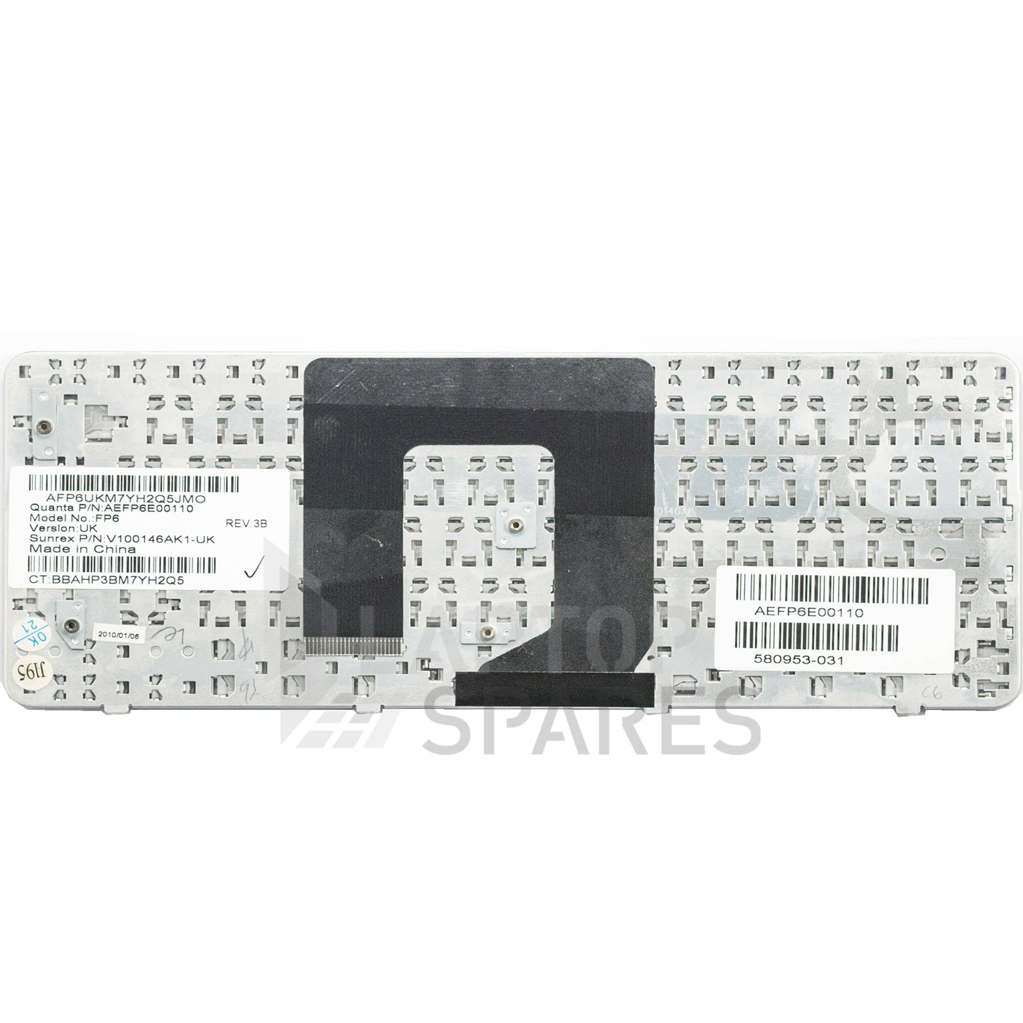 HP Pavilion DM1 Laptop Keyboard