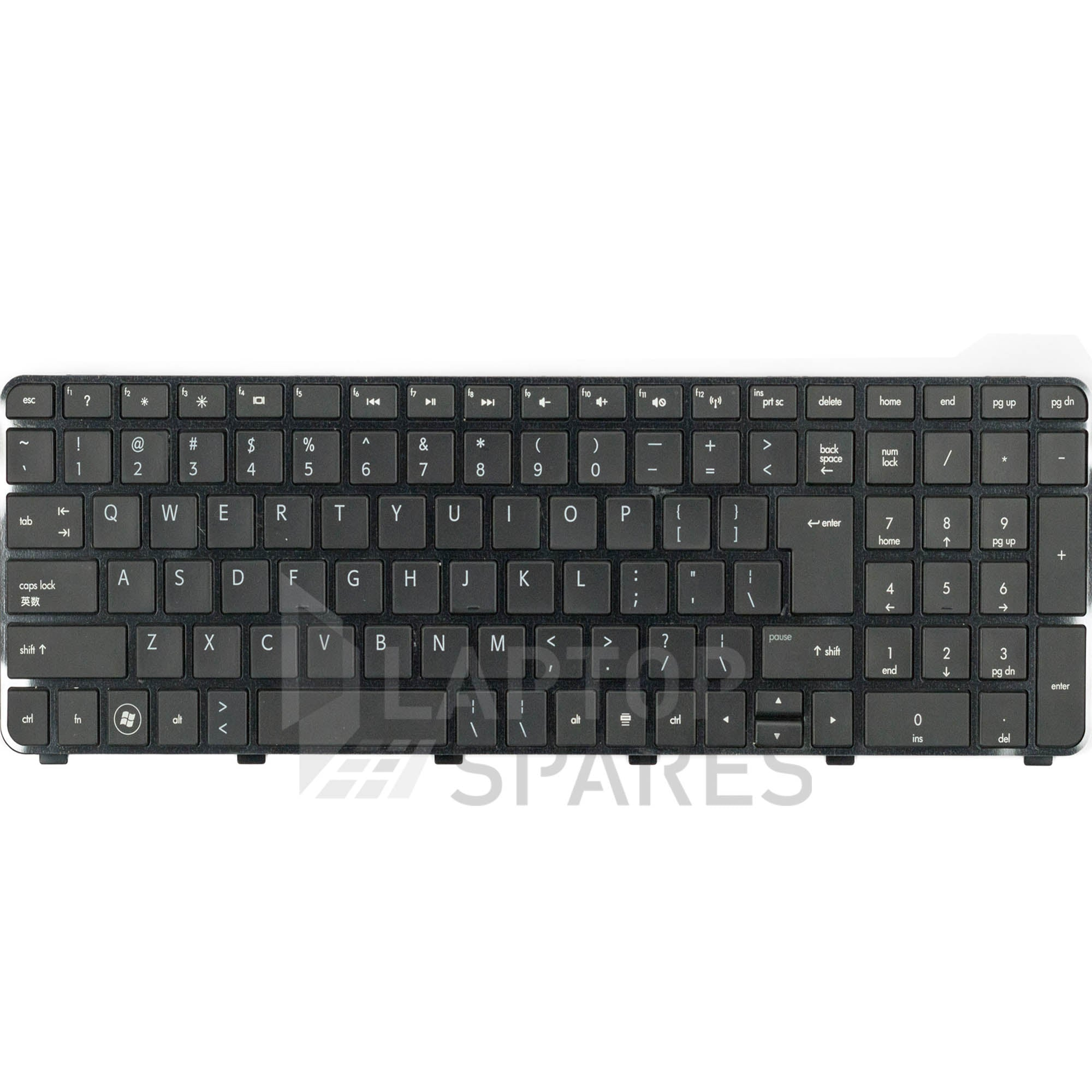 HP Pavilion DV7-6000 Laptop Keyboard