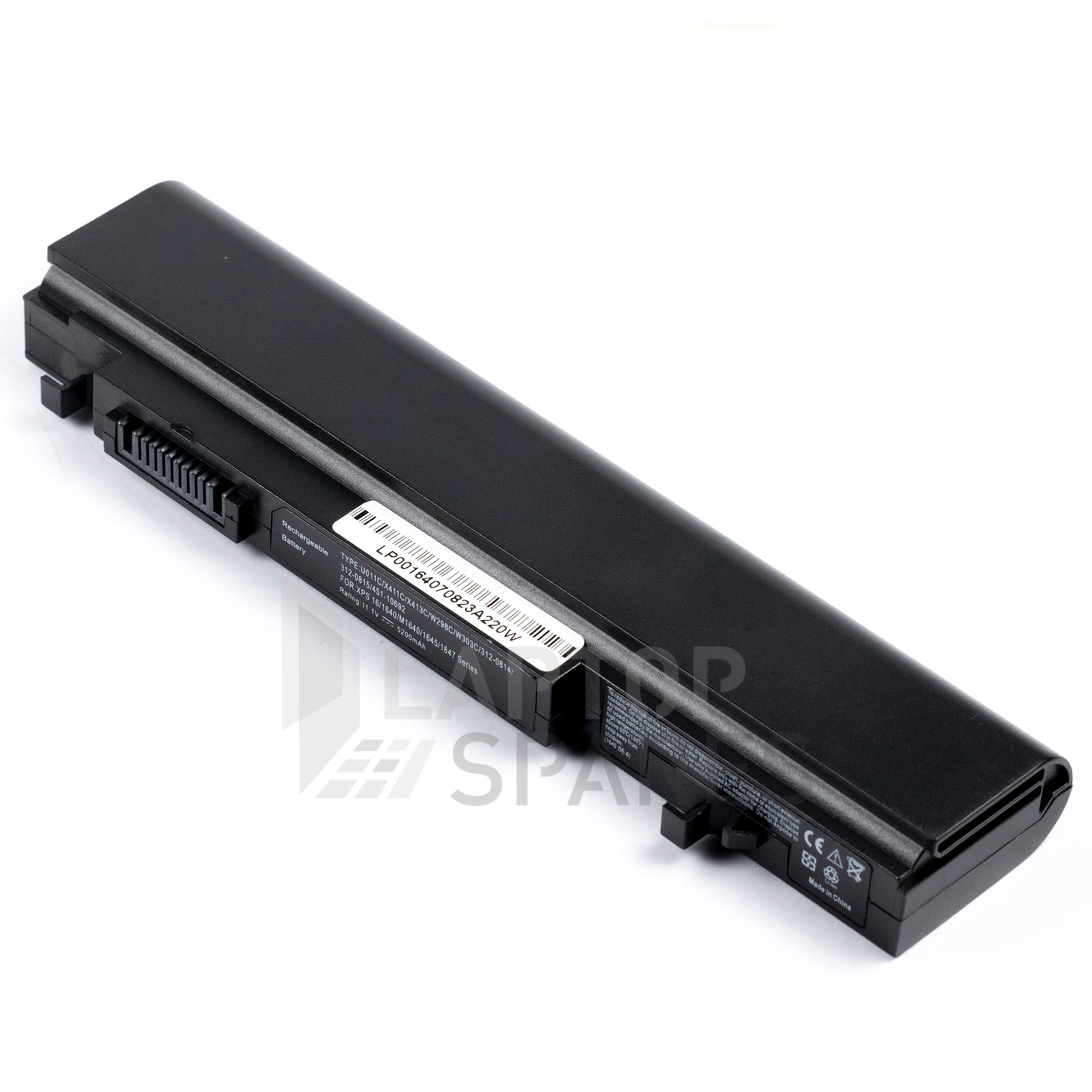 Dell Studio XPS 1640 4400mAh 6 Cell Battery