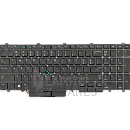 Dell Precision 7510 7520 Laptop Keyboard
