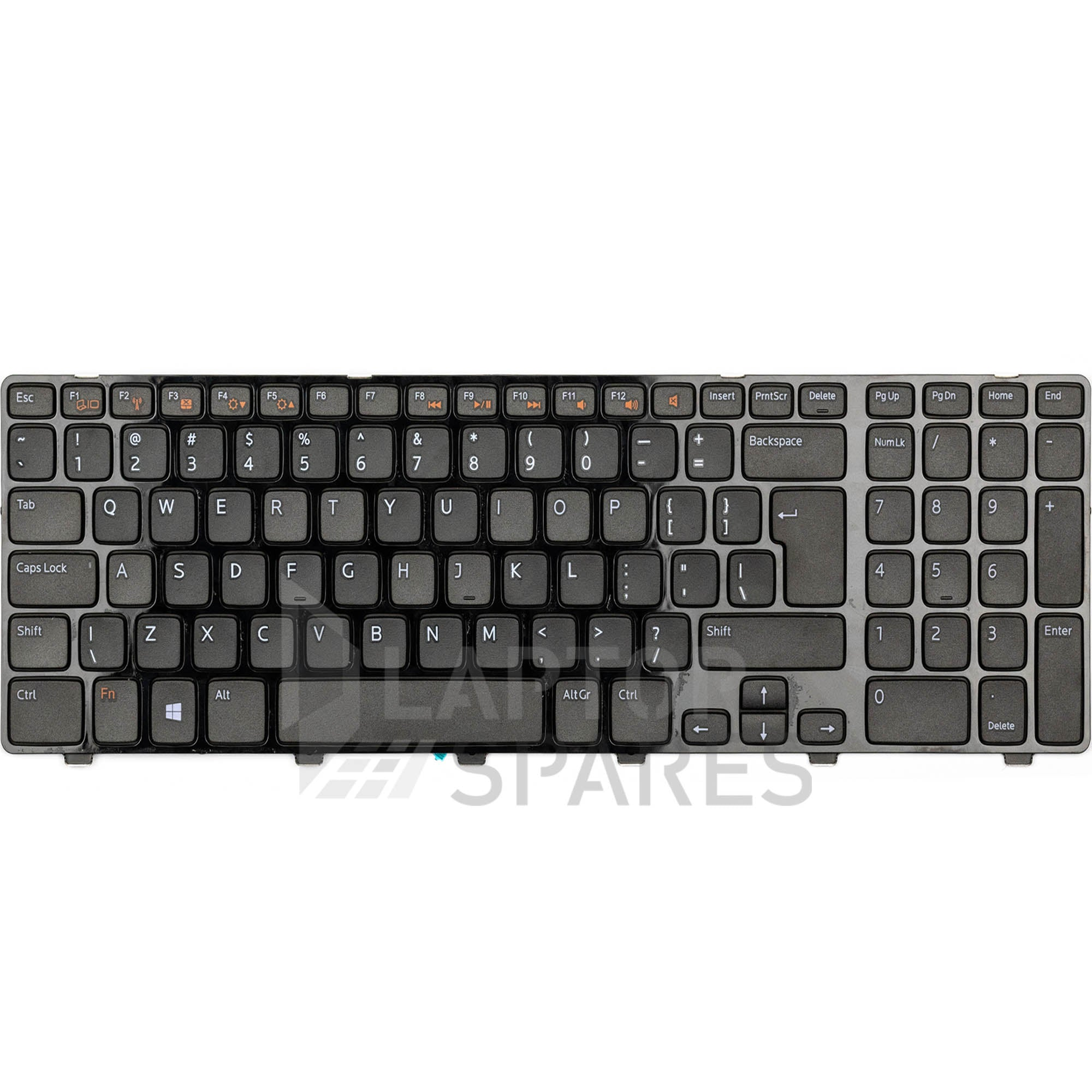 Dell Inspiron 17R N7110 09HVD8 Laptop Keyboard