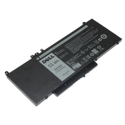 Dell 05TFCY 079VRK 0YD8XC 5TFCY 6800mAh Battery
