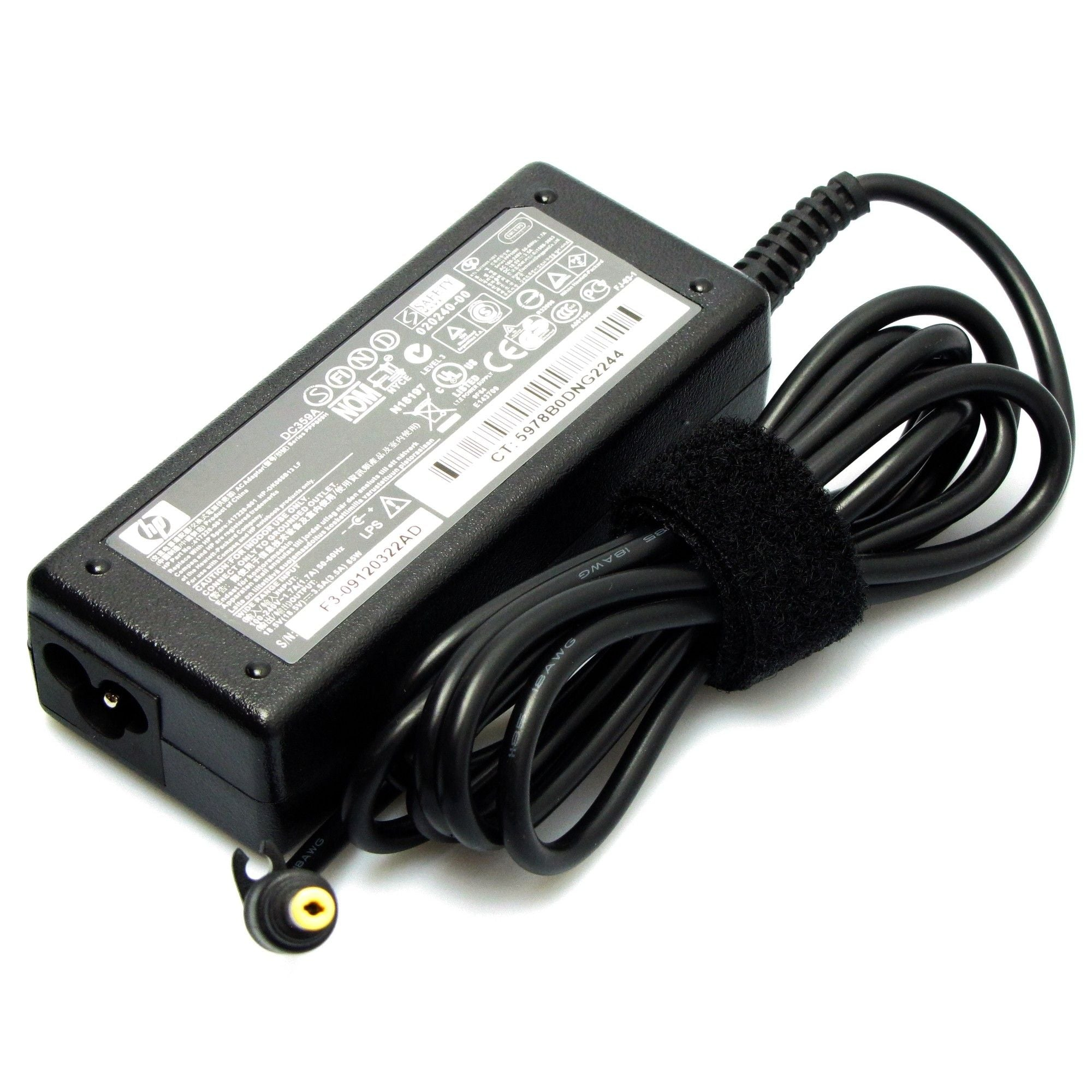 HP 65W 18.5V 3.5A 4.8*1.7mm Laptop AC Adapter Charger